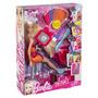 Muñeca Barbie Estilos Color Original Mattel Mechas Coloridas