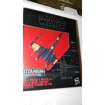 Nave Star Wars Platinum Series X Wing Fighter Hasbro