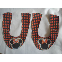 Capelladas Para Hacer Zapatos Tipo Toreritas Sublimadas