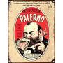 Cartel De Chapa Publicidad Antigua Cerveceria Palermo L508