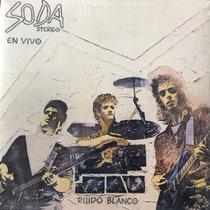 Soda Stereo - Ruido Blanco - Vinilo Nuevo, 180 Gr 2015
