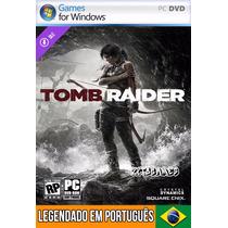 Tomb Raider 2013 Em Português (mídia Física) Pc