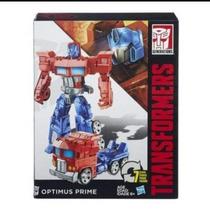 Transformers Figura Optimus Prime 7 Pasos Mágicos (hasbro)