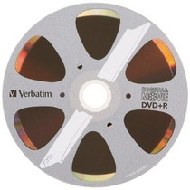 Dvd+r Verbatim Digital Movie 8x Torre C/10 Bulk 96857