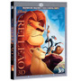 Blu Ray - O Rei Leão (3d + 2d + Dvd) Com Luva Metalizada!