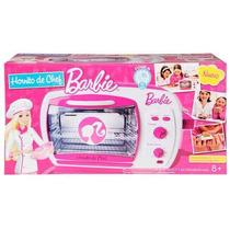 Mini Horno Tostador Eléctrico De Barbie