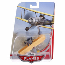 Avion Lead Botton (biplano) De La Pelicula Planes De Disney