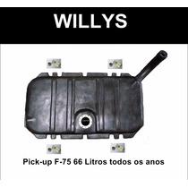 Tanque De Combustível Pick Up Ford / Willys F-75 (1960/1977)