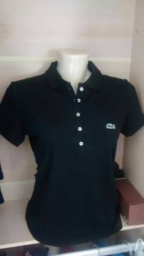 Camiseta Camisa Polo Lacoste Feminina Original. - R  149,90 em Mercado Livre 2f2eba60a9