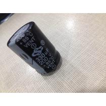 Capacitor Eletrolitico 330uf 200v 85ºc Pacote C/ 10pçs