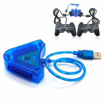 Adaptador De Controles Ps1/ps2 A Pc Contraentrega