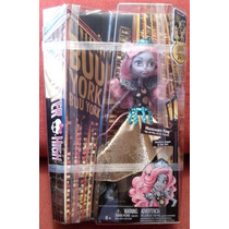 Monster High Mouscedes King Buu York No Cupido Toralei Cleo