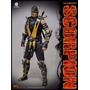 Oferta Scorpion Worldbox 1/6 (mortal Kombat Tipo= Hot Toys)