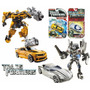 Transformers Bumblebee & Sideswipe Deluxe Class Pack De Dos.