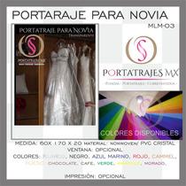 Portatraje Para Vestido De Novia 60x 170 X 20 Mlm-03