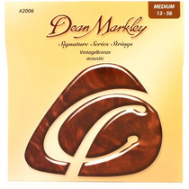 Cuerdas Guitarra Bronze Acoustic Dean Markley X-light