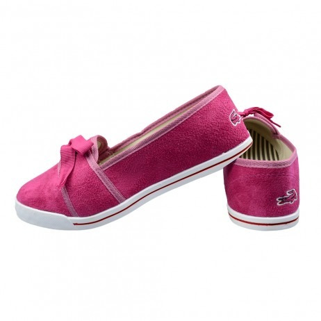 3cfa3d7a24fd0 Sapatilha feminina lacoste rosa em mercado livre jpg 462x462 Sapatilhas  femininas lacoste