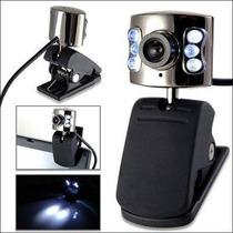 Webcam Camara Seisa Lt-268t 350k Micrófono Envio Promo Cons
