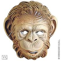 Niños Disfraz De Animal - Plástico Mono Gorila Máscara De