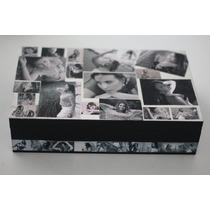 Caixa Com Fotos Personalizadas