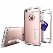 Funda Spigen Slim Armor Iphone 7 - Rose Gold