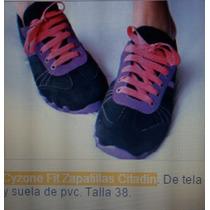 Zapatillas Fit Citadin Mujer Dama Cyzone Buy 16