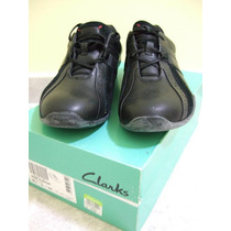 Zapatos Clarks Rise Fusion T.44
