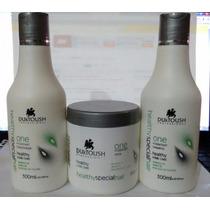 Duktoush Kit De Tratamento Realinhamento Capilar Anti Frizz