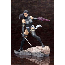 Kotobukiya Marvel X-men Psylocke X-force Fine Art Statue #ct