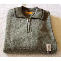 Sweater Chomba P/hombre Mauro Sergio - Oferta Imperdible!