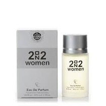 2on2 Women 100cc Perfume Para Damas Versión 212women