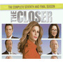 The Closer Dvd Temporadas 1 A 7 En Caja