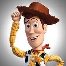 Boneco Woody Disney Com Som E Fala 45 Frases Em Português