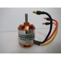 Motor Eletrico Turnigy 2836-8 1100kv Brushless Empuxo 1130g