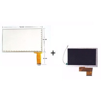 Tela Touch + Display Tablet Dl E Duk Kids E-duk 7 Polegadas