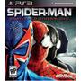 Spider Man Shattered Dimensions - Ps3 - Mídia Digital