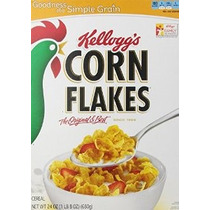 Corn Flakes Cereal 24 Oz