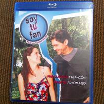 Soy Tu Fan - 2a Temporada En Blu-ray - Ana Claudia Talancon