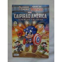 Clássicos Do Cinema Turma Da Mônica N° 49 - Caipirão América