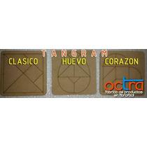 Juego Tangram Personalizados Para Souvenirs