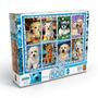 Quebra Cabeça Cão Adoraveis Caezinhos Puzzle 500 Peças Grow