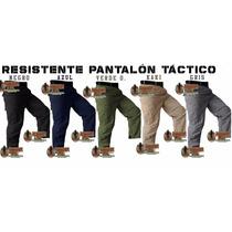 Pantalón Táctico Ripstop Comando Otan Militar Policiaco