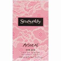 Perfume Arsenal Sensuality For Her Fem - Edp 100ml