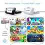 Nintendo Wii U Desbloqueado Loadiine + Cartão 64gb + Jogos