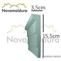 Roda-teto Roda Teto Isopor Substitui Gesso Moldura Eps M0315