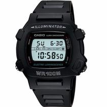 Relogio Casio W-740 1vs Alarme Cronometro Timer Wr-100m P