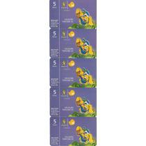 Cartões De Recarga Oi - 5 Reais