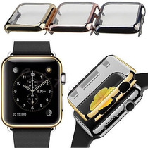 Funda Protector Para Apple Watch 42mm. Con Electrochapa