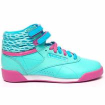 Tenis Casual Freestyle Hi Para Mujer W Reebok M46758