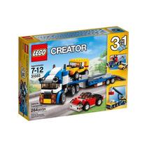 Lego Creator - Transportador De Veículos 3 Em 1 - 31033
